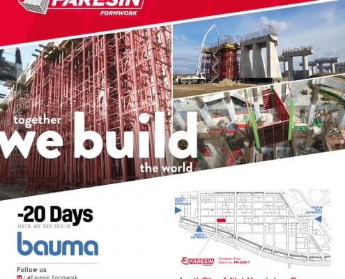 COUNTDOWN-BAUMA-2019 -20 DAYS