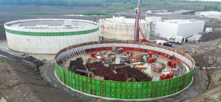 Cassaforma Biogas