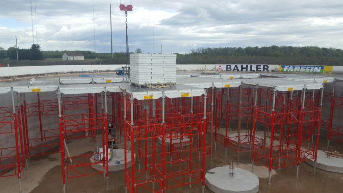 vasche biogas cemento armato